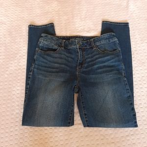 Chico's Platinum Jegging Size 6 (0.5 Chico's)